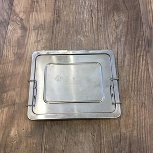 Pottery barn stainless steel bento